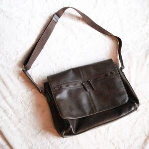 ALDO Brown Laptop Bag